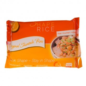 Shape Rice - Low Carb Reis - Netto 250g